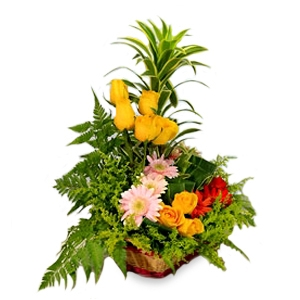 New Flower Basket 02