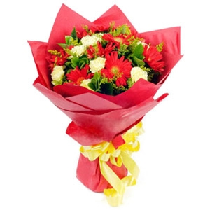 Exclusive Gerbera Bouquet 02