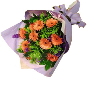 Exclusive Gerbera Bouquet 03