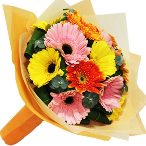 Exclusive Gerbera Bouquet 06