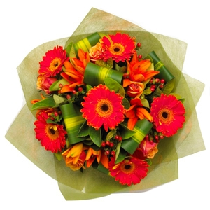 Exclusive Gerbera Bouquet 07