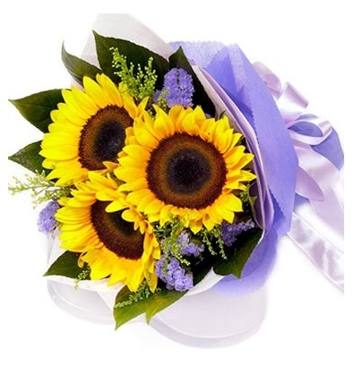 Sunflower Bouquet 05