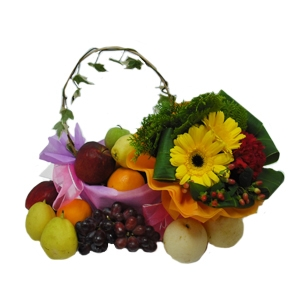 Flowers and Fruits 24