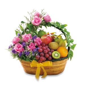 Flowers and Fruits 33