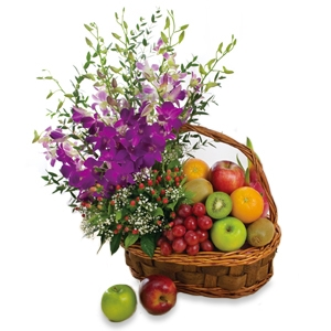 Flowers and Fruits 34