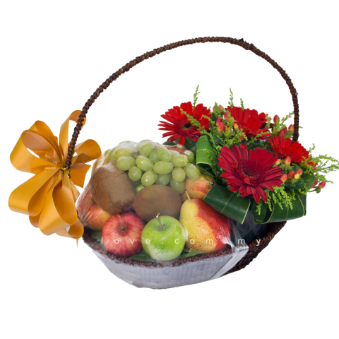 Flowers and Fruits 01