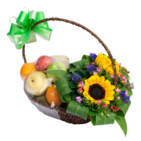 Flowers and Fruits 03