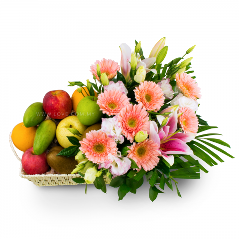Flowers and Fruits 05