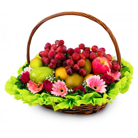 Flowers and Fruits 06