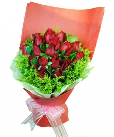 Love Rose Bouquet 55