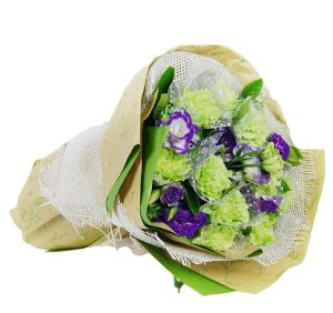 Eustoma Bouquet 03