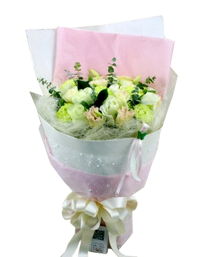 Eustoma Bouquet 06