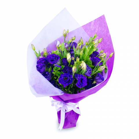 Eustoma Bouquet 10