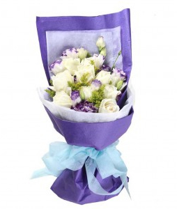 Eustoma Bouquet 13