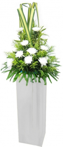 Condolence Floral Stand 26