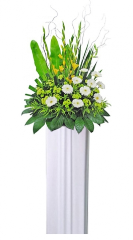 Condolence Floral Stand 29