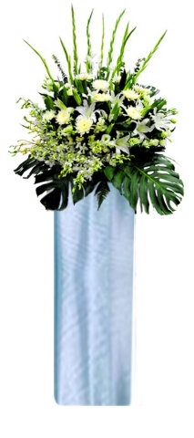 Condolence Floral Stand 31