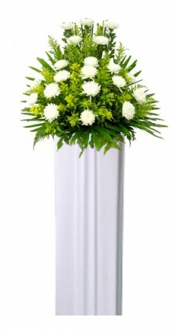 Condolence Floral Stand 33