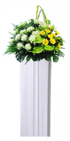 Condolence Floral Stand 35