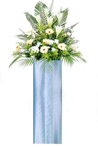 Condolence Floral Stand 40
