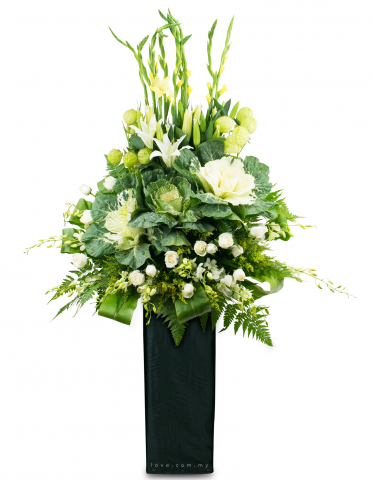 Condolence Floral Stand 42 (MF088)