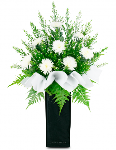 Condolence Floral Stand 24