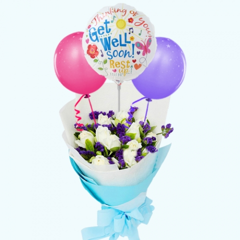 Balloon Bouquet 14