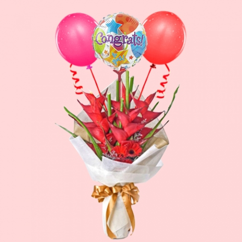 Balloon Bouquet 22