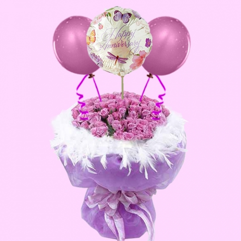 Balloon Bouquet 23 (FB352)