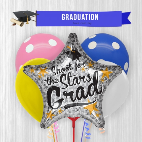 (GB05) Graduation Balloon 05