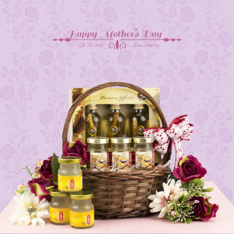 Mother's Day Gift Basket 01