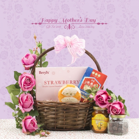 Mother's Day Gift Basket 04