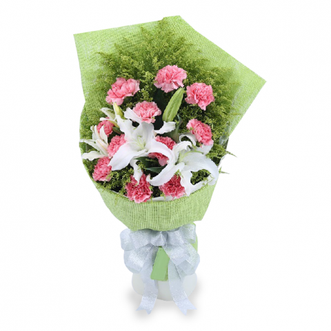 2015 Carnation Bouquet 10