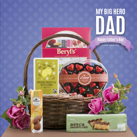 Father's Day Gift Basket 02