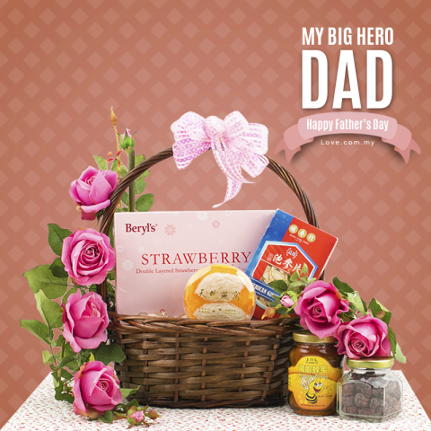 Father's Day Gift Basket 03