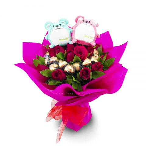 2015 Bear Bouquet 04