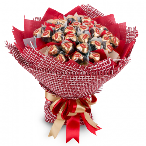 L'amour Belgian Chocolate Bouquet 02 (PB020)