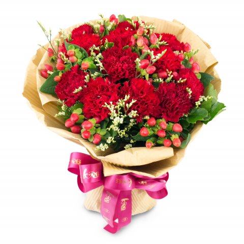 Mother's Day - Special Carnation Bouquet