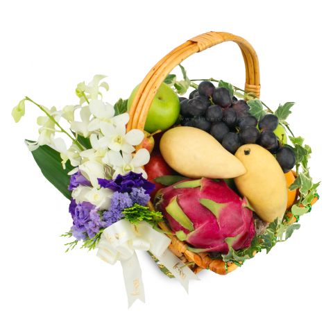 Flowers and Fruits 08
