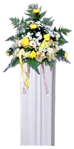 Condolence Floral Stand 10
