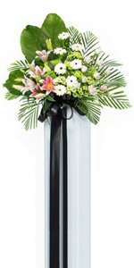 Condolence Floral Stand 20