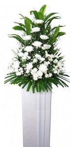 Condolence Floral Stand 15