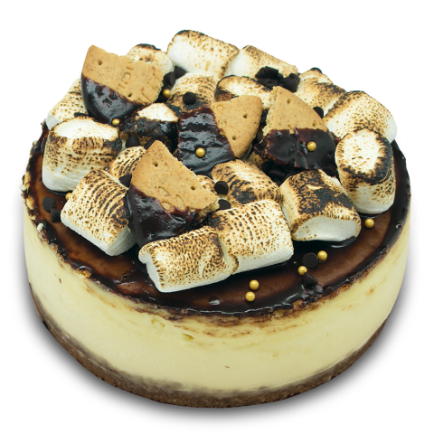 S'mores Cheese Cake