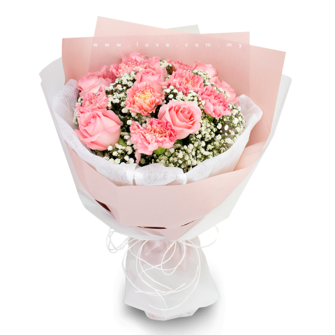 Valentine Bouquet VB10