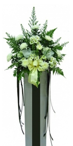 Condolence Floral Stand 46